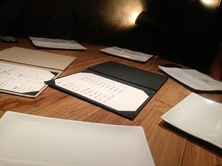 ローストホーステーブル画像