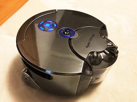 ロボット掃除機ペット
