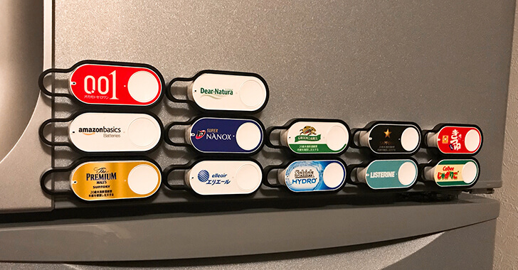 """Amazon Dash Button""画像"