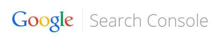 Google Search Consoleロゴ画像
