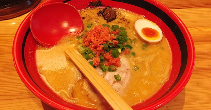 新宿美味しいラーメン「えびそば一幻」