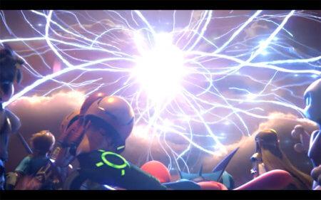 「灯火の星」カービィ目線1