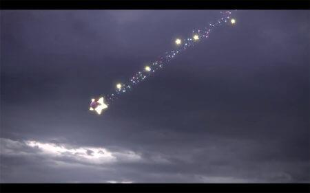 「灯火の星」カービィ帰還画像1
