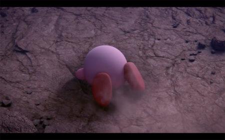 「灯火の星」カービィ帰還画像3
