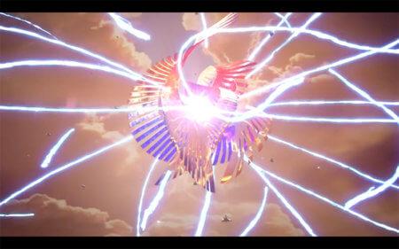 「灯火の星」キーラ光吸収画像