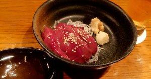 レバ刺しが食べられる新宿の美味しい店3選